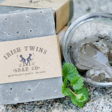 Dead Sea Mud Specialty Soap made with mud from the Dead Sea, Israel