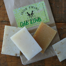 Odds and Ends Grab Bag - sample sizes of our rustic soaps