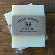 Just Plain Soap - unscented, ideal for sensitive skin