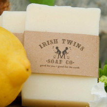 Lemon Verbena Rustic Soap
