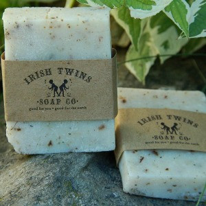 Peppermint Rustic Soap