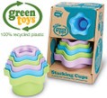 Green Toys Baby Stacking Cups Recycled Eco Toy Incl. P+P