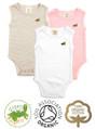 Sleeveless Baby Bodysuit