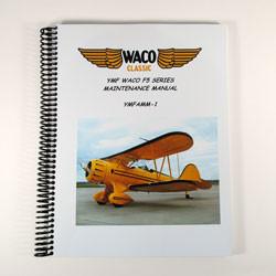 YMF WACO F5C/D Service Manual Rev F
