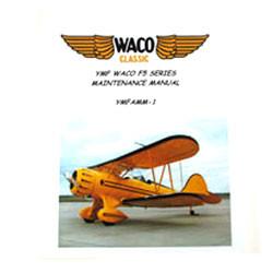 YMF WACO F5C/D Service Manual -  Digital Version