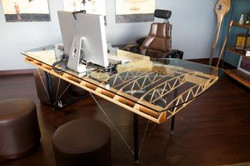 Flying Executive Desk