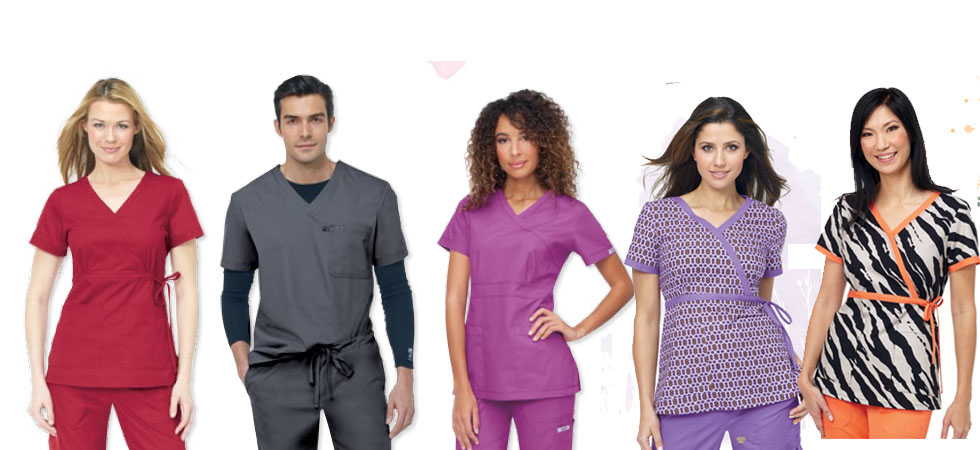 order nurses uniforms online