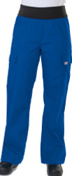 Royal Blue 777 Pant