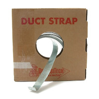 26 Gauge Galvanized Steel Sheet Metal Duct Hanger Strap