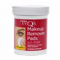 Andrea EyeQ's Eye Make-Up Remover Pads, Oil Free 65 pads