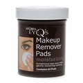 Andrea EyeQ's Eye Make-Up Remover Pads,Moisturizing  65pads