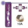 Developlus Satin Color 10A Ultra Light Ash Blonde 3oz