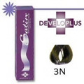 Developlus Satin Color #3N Dark Brown 3oz
