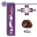 Developlus Satin Color 4GC Golden Copper Chestnut 3oz