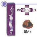 Developlus Satin Color #6MR Red Mahogany 3oz