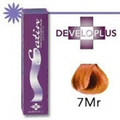 Developlus Satin Color #7MR Red Mahogany Blonde 3oz
