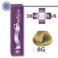 Developlus Satin Color #8G Light Golden Blonde 3oz