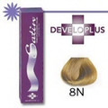 Developlus Satin Color 8N Light Blonde 3oz