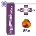 Developlus Satin Color # 8RC Light Red Copper Blonde 3oz