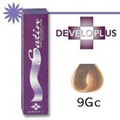Developlus Satin Color #9GC Very Light Gold Copper Blonde 3oz