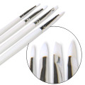 Star Nail Soak Off Gel Brush Set