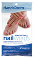 Hands Down Soak Off Gel Wraps
