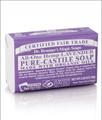 Dr. Bronner's Castille Bar Soap Lavender