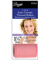 "Diane  Self Grip Ionic/Ceramic Thermal Rollers 1-3/4"" Pink"