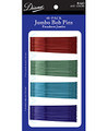 Diane JUMBO BOBBY PINS ASST. COLORS 40 CARD