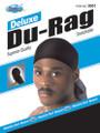 Dream World  Deluxe Du-Rag Black