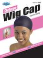 Dream World Deluxe Wig Cap 2pc.Black