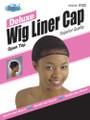 Dream World Deluxe Wig Liner Cap Black