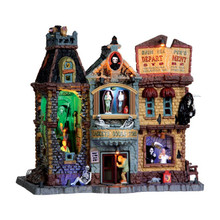 Lemax Village Collection Grim Reaper's Department Store #35492