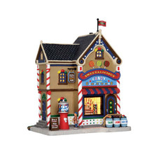 Lemax Village Collection Sweetalicious Candy Shop #55008