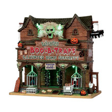 Lemax Village Collection Banshee's Boo-B-Traps #55912