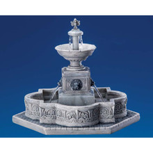 Lemax Village Collection Modular Plaza Fountain #64061