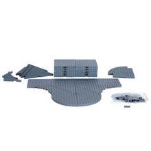Lemax Village Collection Plaza System Grey #64099