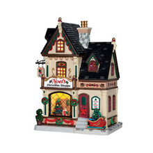 Lemax Village Collection Noel's Christmas Shoppe #65154