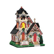 Lemax Village Collection Grace Community Church #65155