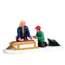 Lemax Village Collection Building A Sled #72508
