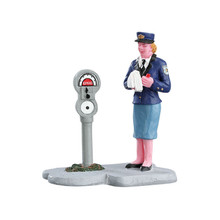 Lemax Village Collection Meter Maid #72534