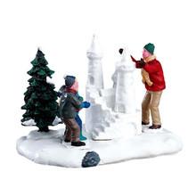Lemax Village Collection Snow Castle #73306
