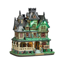 Lemax Village Collection Haunted Mansion #75173