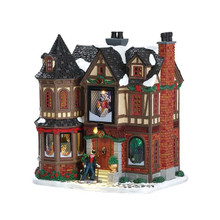 Lemax Village Collection Scrooge's Manor #75191