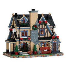 Lemax Village Collection Morrison Manor #75221