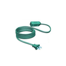 Cordmax 15ft Extension Cord in Green