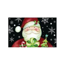 Briarwood Lane Here Comes Santa Doormat #D00542