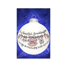 Heart Gifts by Teresa Clothesline Granddaughter Joy #2166