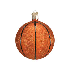 Old World Christmas Basketball Ornament #44010