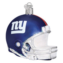 Old World Christmas New York Giants Helmet Ornament #72217